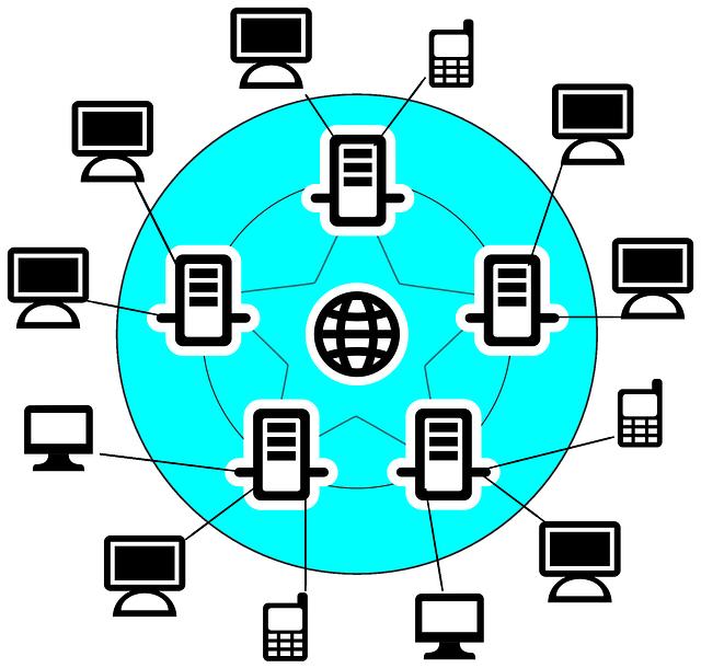 Internetové propojení