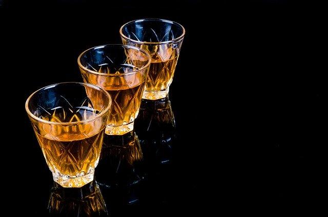 příprava alkoholu
